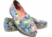 Эспадрильи Faded Tropical Women`s Classics Toms